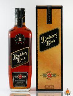 Bundy Rum ~ Black: Vat 105 1987
