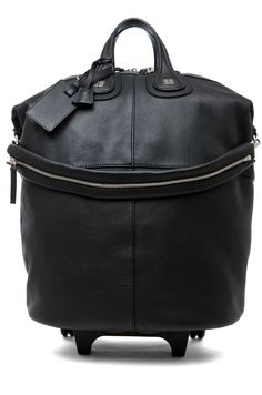 Shop for Givenchy Nightingale Carry-On Luggage in Black at FWRD. Best Carry On Luggage, Designer Luggage, Michael Kors Tote Bags, Luggage Bags, Travel Luggage, Travel Bag, Fashion Bags, Men's Fashion, Travel Accessories