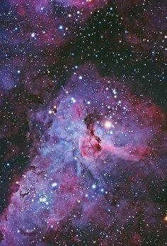 The Keyhole | The heart of the Eta Carina nebula, the star E… | Flickr