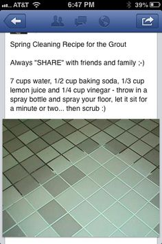 Ok folks - I did this today and it works like magic!  I did let it sit on the grout for 5 minutes.  An old terry towel worked best for cleaning.  A little elbow grease and voila!