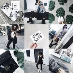 how to edit your Instagram & make your feed cohesive // http://www.fashionlush.com #branding #blogtiips #instagram