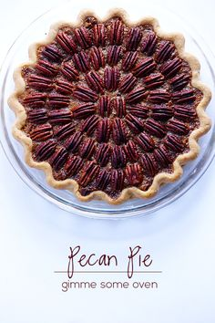 Best Pecan Pie Recipe   gimmesomeoven.com