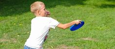 Want more fun and laughs while playing outside? Spice up your favorite games with a flying disc and try one of these Frisbee games.Are your kids bored with playing the same old soccer game? Try tossing a Frisbee! The plastic disc adds a twist to familiar games, develops gross motor ...