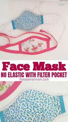 This fabric face mask is the perfect accessory to wear whenever face coverings in public is necessary easypeasycreativeideas sewing sewingpattern sewingtutorials sewingprojects facemask maskpattern facemaskpattern Sewing Hacks, Sewing Tutorials, Sewing Crafts, Sewing Tips, Fabric Crafts, Sewing Ideas For Beginners, Easy Kids Sewing Projects, Sewing Machine Projects, Free Tutorials
