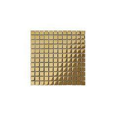 Glass mosaic, but in a fancy and modern way. thickness, on mesh. Ok wall. Boxer, Mosaic Glass, Mosaics, Gold, Mesh, Fancy, Boxer Pants, Mosaic, Fishnet