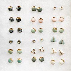 Porcelain + Stone