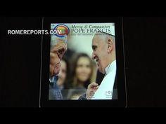 Lanzan app para seguir el viaje del Papa a Filipinas