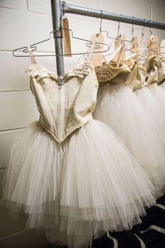 Ballerina gowns to die for - Vicki Archer //  https://www.instagram.com/vickiarcher/