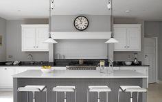 Wimbledon Villa - Handmade Kitchens | Traditional Kitchens | Bespoke Kitchens | Painted Kitchens | Classic Kitchens