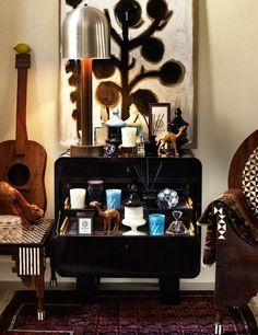 Dit is de interieurcollectie van Malene Birger Exterior Design, Interior And Exterior, Interior Styling, Interior Decorating, Moroccan Wedding Blanket, African Mud Cloth, Brown Art, Malene Birger, White Art
