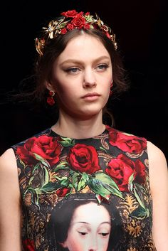 Detalles - Oh! mamma mía 2015 / Dolce & Gabbana