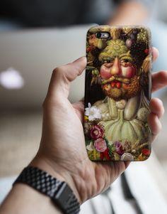 Vertumnus Arcimboldo, Art Painting iPhone 6S Case, iPhone 6 Plus Cover, Samsung Galaxy Case, HTC Case, Sony Xperia Case, LG G4 Case, Huawei Case, Galaxy Note Case, phone case