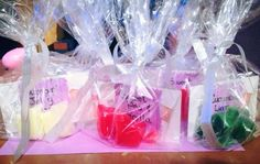 Consultant Tip - Scentsy Party Favors ~ www.maitai.scentsy.us