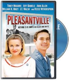 Amazon.com: Pleasantville: Tobey Maguire, Jeff Daniels, Joan Allen, William H. Macy, J.t. Walsh, Don Knotts, Reese Witherspoon, Gary Ross, J...