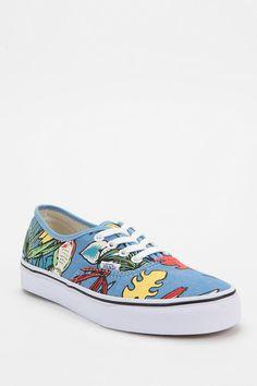 Vans Authentic Tropica Canvas Sneaker #urbanoutfitters