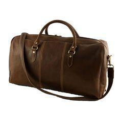 Borsa Viaggio in Pelle - 6001 - Borse Vera Pelle Semi, Bags, Products, Fashion, Handbags, Moda, Fashion Styles, Totes, Lv Bags