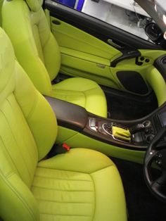 mercedes custom leather interior on pinterest parrots leather and work on. Black Bedroom Furniture Sets. Home Design Ideas