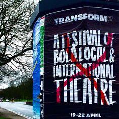 @transform_leeds   19 - 22 April. #leedstheatre #leedsart #leeds #transform17 #leedsinspired #leedslife #leedsthroughalens #leeds2023 #pin