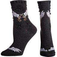 Wings Ankle Sock