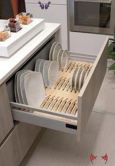 Kitchen Room Design, Kitchen Cabinet Design, Modern Kitchen Design, Home Decor Kitchen, Interior Design Kitchen, Kitchen Furniture, Home Design, Home Kitchens, Furniture Design