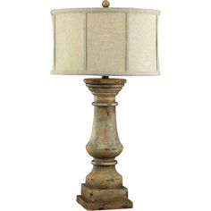 "Moshier 33"" Table Lamp"