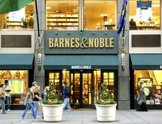 Barnes and Noble - Fifth Avenue, NYC