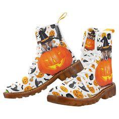b8b866bb59c7  TeeAmazing -  e-joyer Jack Russell Halloween Carry-All Pouch 12.5x8.5 -  AdoreWe.com