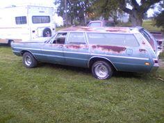 Plymouth Fury Suburban wagon