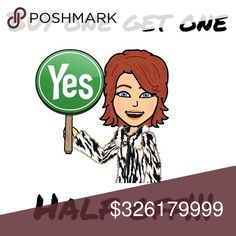🙃SUNDAY CRAZY SUNDAY🙃 NO EXCLUSIONS!! Everything in my closet is buy one get one halllllf off!! Sunday March 26 ONLY! Love my Posh Gals! kate spade Bags Totes