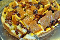 Pull Apart Cheesy Ranch Bread – Crack Bread
