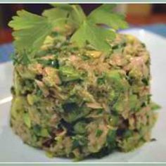 Love this presentation too. Works for Phase 3 of the #FastMetabolismDiet Avocado Tuna Recipe - From ZipList & Unknown