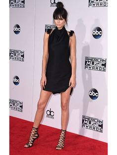 Kendall Jenner aux American Music Awards