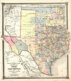 Map Of Central Texas Counties.11 Best North Central Texas 1800s Images Central Texas