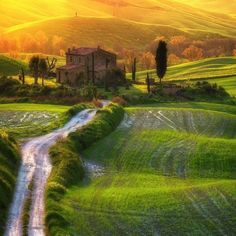 my Tuscan dream by Adam Pachula on 500px