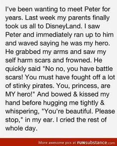 girl meets Peter pan self harm - Google Search