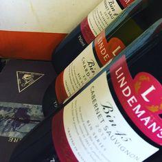 Os australianos da Lindeman's Wines, uma vinícola com 170 anos de tradição: um cabernet sauvignon elegante, de médio corpo, ou um chardonnay fresco e delicado.  Visite nossa adega: www.rbgvinhos.com.br
