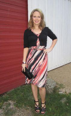 Glitterary Girl www.glitterarygirl.blogspot.com #weddingwear #oldnavy #lechateau #wiwt #ootd #coach