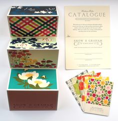 the stationery place: NSS 2013: press kits & business cards