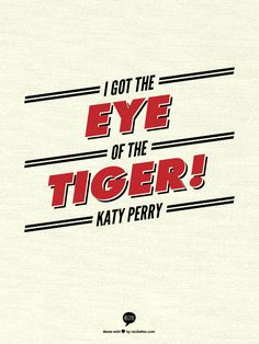 Roar, Katy Perry