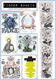 FOIDOR SUMKIN ARTIST MODELS (ART DESIGN) - tafadesign