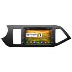 Kia Picanto 2013+ S160 Android multimedia dvd gps wifi bluetooth navegador