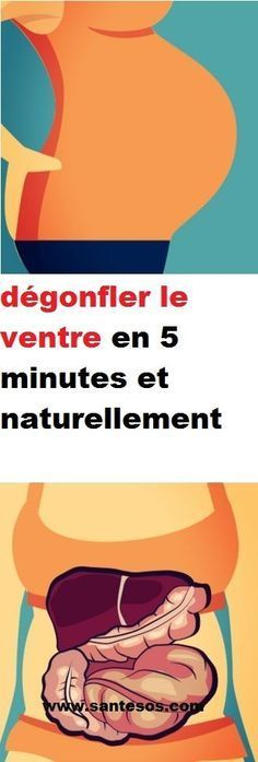 dégonfler le ventre en 5 minutes et naturellement Health Facts, Health Tips, Health Blog, Health Fitness, Fast Weight Loss, Lose Weight, Ayurveda Vata, Take Care Of Your Body, Anti Cellulite