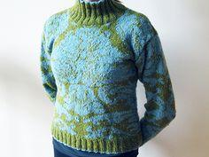 *Rowan Yarns*: Brocade Sweater, Kaffe Fassett