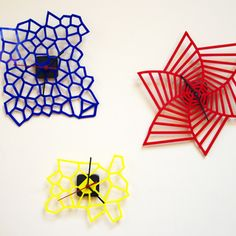 Design It Yourself laser-cut clock