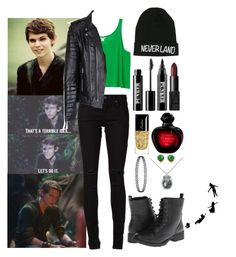 """""""Robbie Kay aka Peter Pan :)"""" by valeria0724 ❤ liked on Polyvore featuring Once Upon a Time, Disney, Skechers, Yves Saint Laurent, Elsa Peretti, Ardency Inn, NARS Cosmetics, Monki, Guerlain and Christian Dior"""