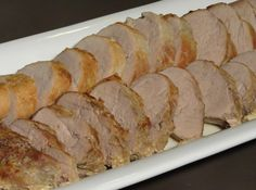Pork loin in pastry recipe