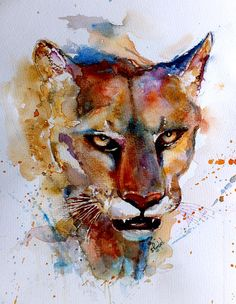 Steven Ponsford   WATERCOLOR