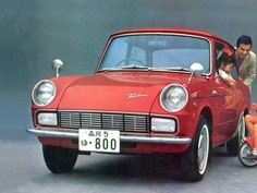 Toyota Publica Sedan (UP20) '1966–69