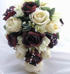 Wonderful bridal bouquet