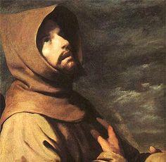 """Felicidades a todos los Franciscos y Franciscas. Hoy memoria de San Francisco de Asís celebramos a quien se despojó de todo para vivir el Evangelio en radicalidad. Escuchó en San Damián """"Fran…"""